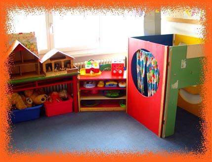 Jardin d'enfants Montessori à Lausanne
