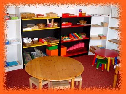 Ecole Montessori à Lausanne
